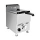BN-12LG Commercial use restaurant equipment single basket gas deep fryer