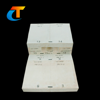 Fused Cast AZS Zirconia Corundum Refractory Block Price