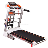 Body Building Home Automatic Treadmill For
