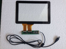 Multi capacitive panel PCAP;projected capacitive touch screen PCAP; 10.1inch PCAP capacitive touch screen