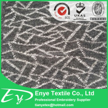 high quality EY-13820 stone metalic embroidery design