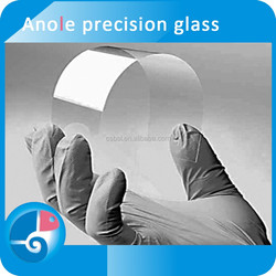 Anole Heat Absorbing AluminosilicateSquare thin glass