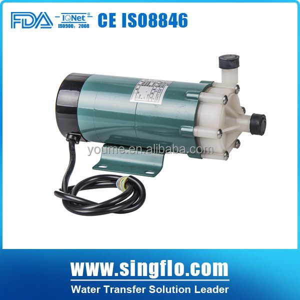 Singflo vertical circulation centrifugal pump/chemical circulating pump/circulating water pump