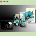 FG-02381 Handmade oil painting beautiful flower paintings
