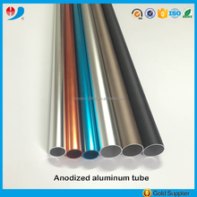 Top manufacturer anodized aluminum tube