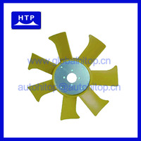 China Manufacturer diesel engine parts fan key blade for nissan ED33T 21060-J5500 430MM-28-51