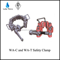 API 7K WA-T Safety Clamps/drill collar safety clamp