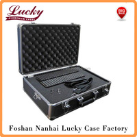 Camera Metal Case Tool Medium Hard Aluminum Safe Secure Carrying Travel Storage Case