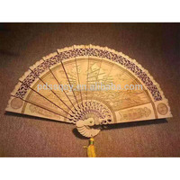Chinese Folding Fan Which Made By
