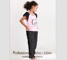 Kid girls casual outfit wears