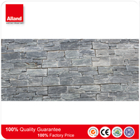 Popular Rustic Slate Stacked Exterior Natural Decorative Wall Culture Stone