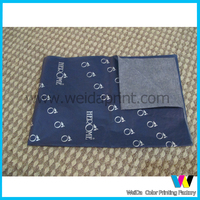 custom logo printed tissue paper for wrapping gift