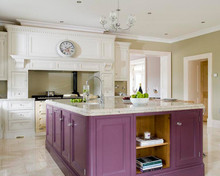 modern MDF kitchen cabinet design, classic solid wood kitchen unit
