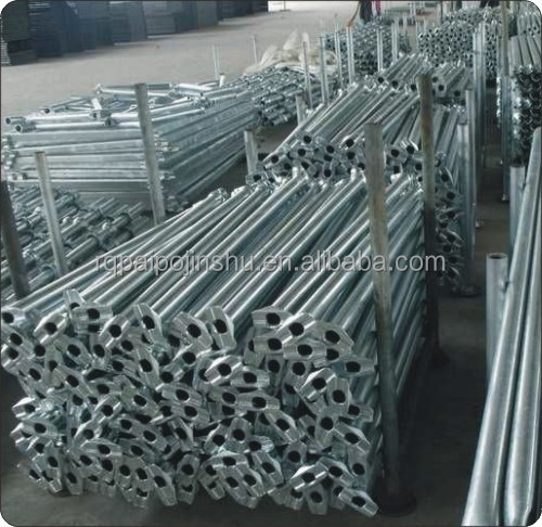 PIPE Ringlock Scaffolding/Cuplock Scaffold System/Used construction Scaffolding System