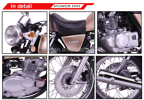 250cc cheap mini chopper bike(GN250-C)