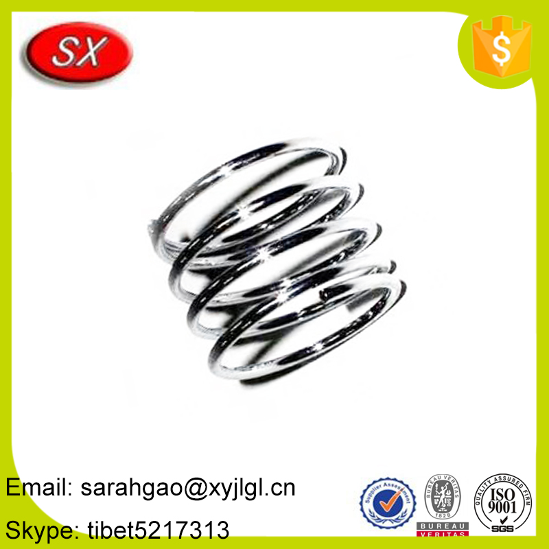 Factory supply Stainless steel constant force coil springs with satisfying price from Shuangxin