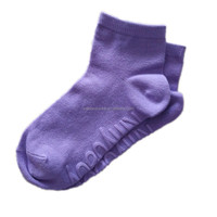 Custom Made Logo adult anti slip sock for man and woman