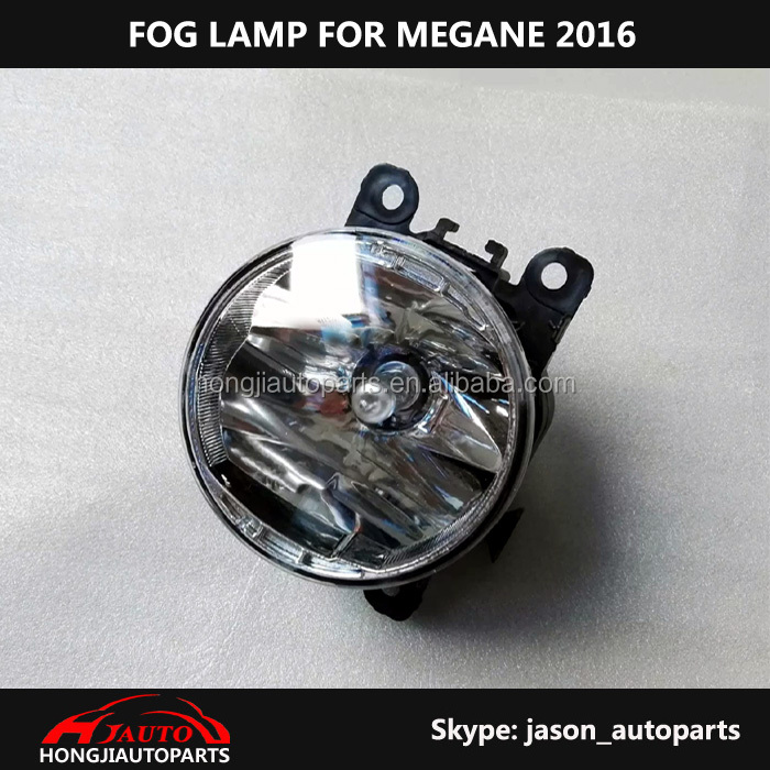 Renault Megane 2016 2017 Front Bumper Fog Lamp Light With Bulb