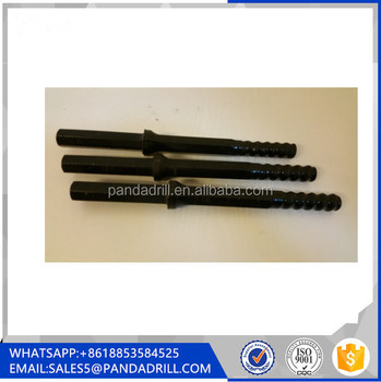 Hex22*108mm Shank End Rod for Stone Quarrying