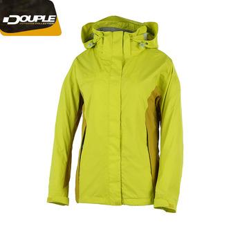 Custom Breathable Mesh Fixed Hood European OEM Ladies Waterproof And  Windproof Ski Jacket For Women 8b071fef1