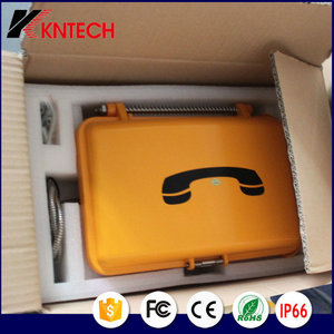 Industrial Communication Systems KNSP-01 Mining telephone for outdoor