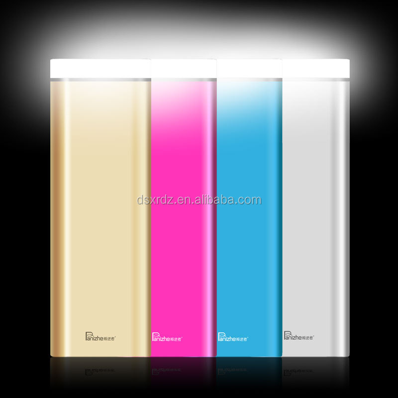 Wholesale good new style supply portable mobile power bank 20000mah for xiaomi