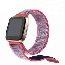 For Apple Watch 1 2 3 38mm 42mm Lightweight Breathable Woven Nylon Replacement Strap For Apple Watch Sport Loop Band