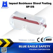 Workplace Safety Supplies NP102 taiwan ce en166 and ansi z87.1 safety glasses
