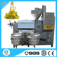 2016 mustard seed oil expeller/fully automatic mustard seed screw oil press machine
