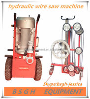 BS-80AM New design concrete pile cutting machine for sale