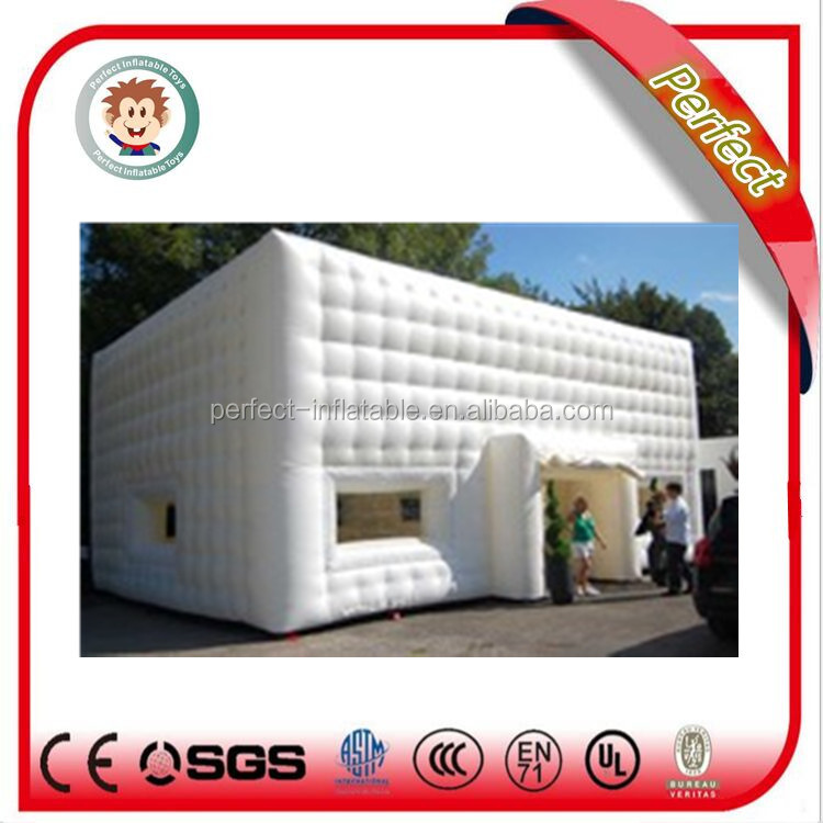 China manufacturer inflatable party tent, inflatable tent with rooms