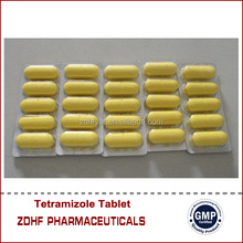antibiotic medicine in cattle ZDHF Tetramisole Bolus / tablet for cattle pills chinese medicine