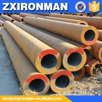 Hot Rolled Ansi B36.10 Sch40 Api 5l Gr B Steel Seamless Pipe