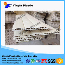 Building Construction Material china pvc board pvc skirting board pvc celuka board