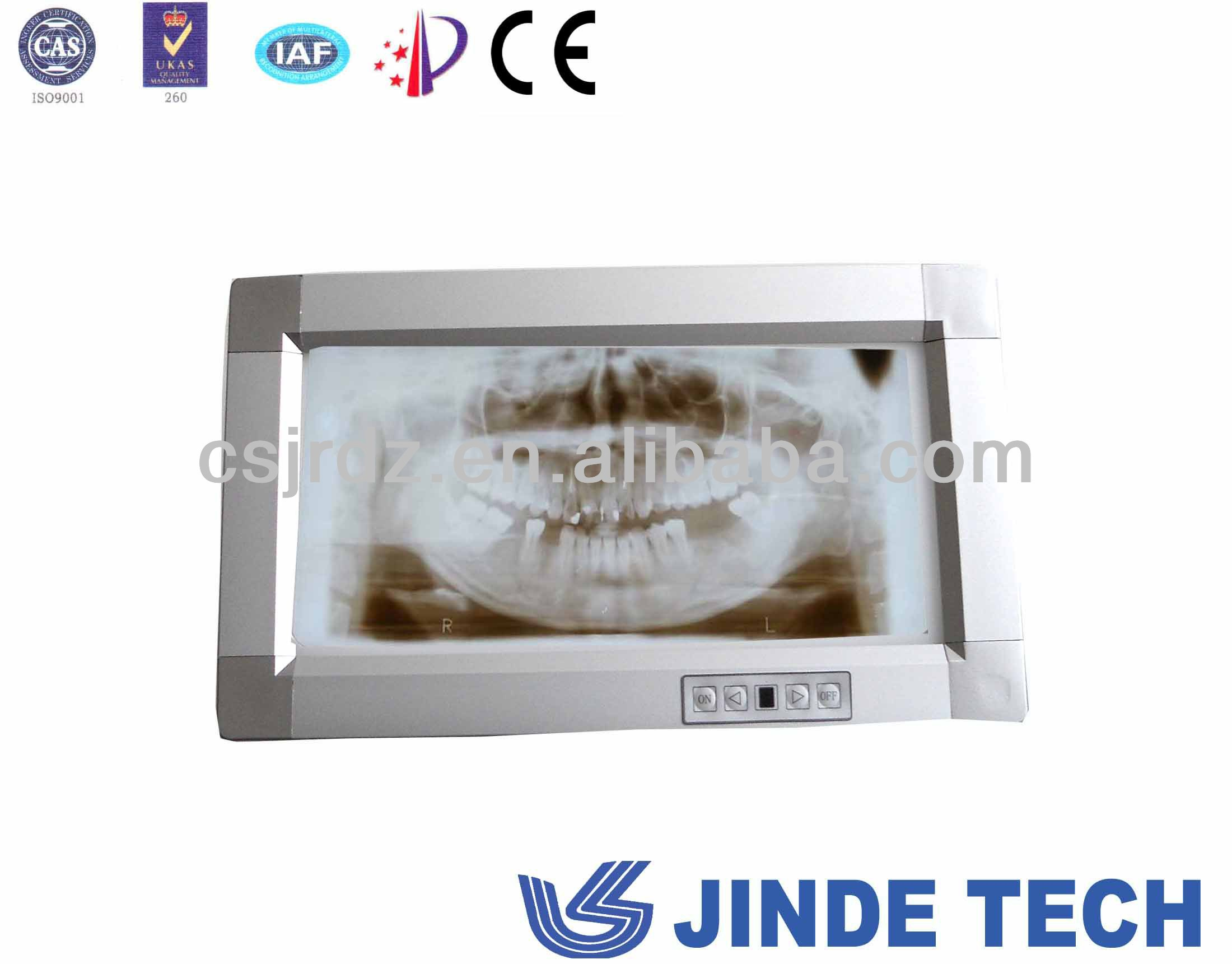 local China dental LED film viewer