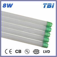 Competitive price 600mm 8 tube japan led t8 100-110lm/w chinese led hot jizz tube