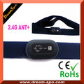 BSCI Factory Dual Mode ANT+ Bluetooth Heart Rate Sensor Smart Chest Strap