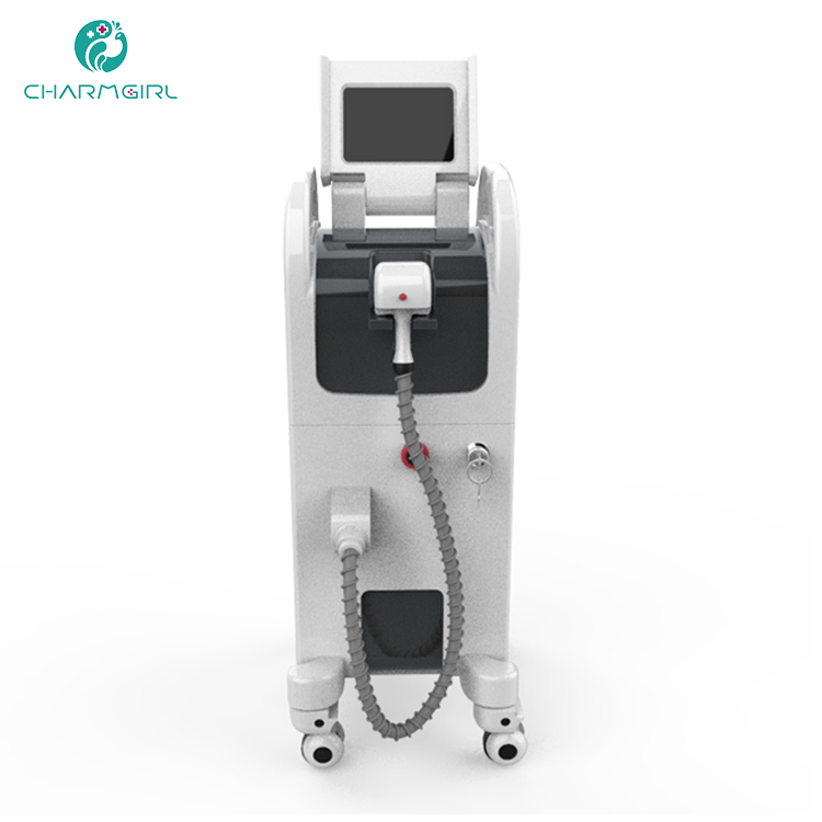 Professional 808nm diode laser epilation machine for spa