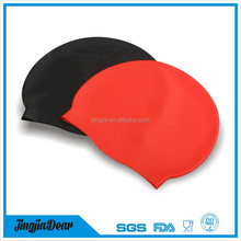 unisex silicone waterproof and high-elastic swimming cap