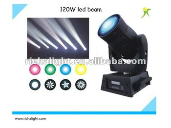 high power new 120W led beam moving head light