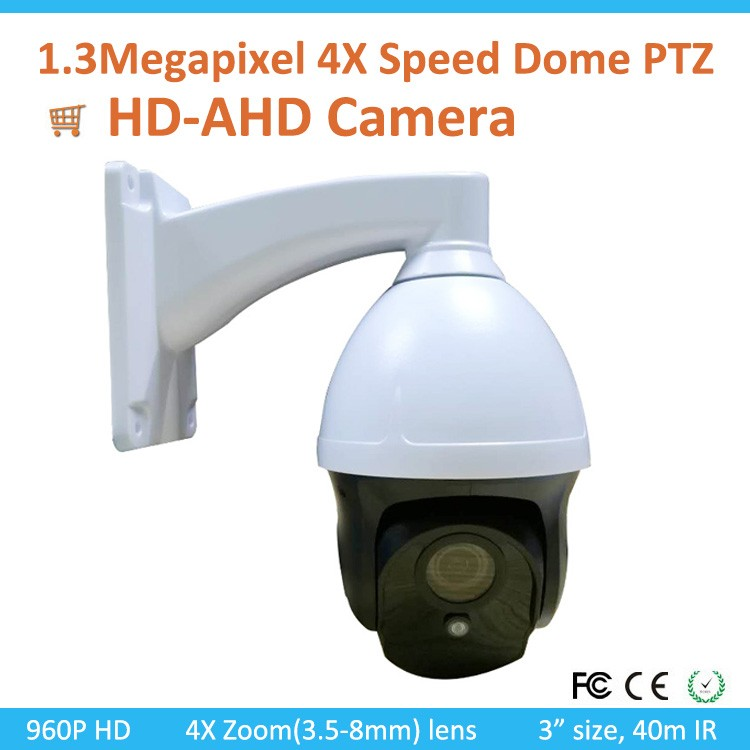 High Quality IR Night Vision Zoom Ahd Home Security Video CCTV Cams