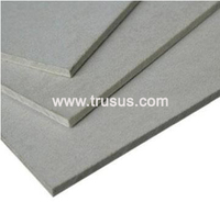 Exterior Wall Cladding Partition Floor Ceiling Fire Rated Fiber Cement Board