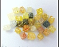 Natural Loose Congo Cube Rough Diamonds high quality with design