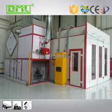 factory sale best price spray booth with Ventilation system