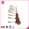 Senos High Quality Products To Sell Online 10PCS Tooth White Foundation Cosmetic Makeup Brush