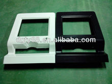 vacuum forming self-service bank ATM cover of plastic 2013