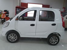 high quality cheaper electric car for 4 passenger