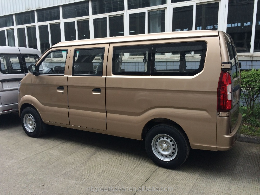 11 seater gasoline bus with low price