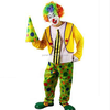 Chirstmas professional clown costume halloween candy man costume