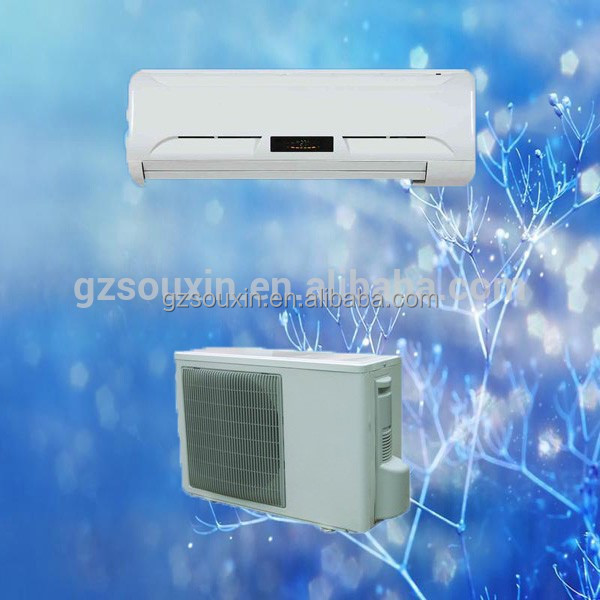Air conditioner-air cooled split chiller
